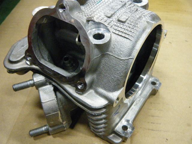 シグナスX。エンジン。